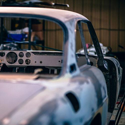 Vehicle Restorations & Full Body Resprays
