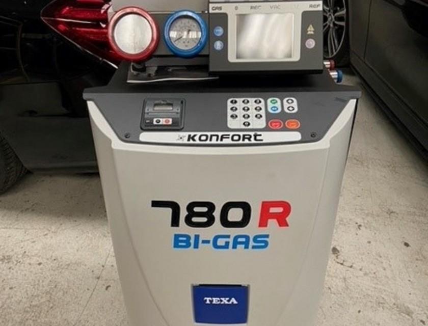 New Equipment - TEXAS Konfort 780R  BIGAS